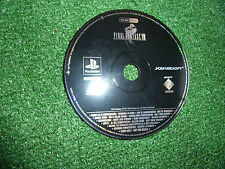 Sony Playstation 1 PS1 PSOne demo cd Disque Seulement Final Fantasy VIII/8/FF8