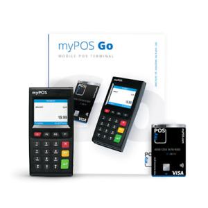 myPOS 3G - Mobiles Terminal zur Abrechnung von EC- und Kreditkarten - NEU + Ovp