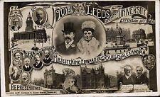 Leeds University Royal Visit by Warner Gothard.
