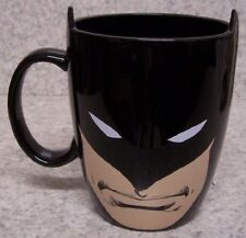 Coffee Mug Entertainment Batman Caped Crusader NEW 16 ounce cup with gift box