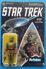 Funko ReAction Super7 - Star Trek - Series Two - GORN Figure - BRAND NEW
