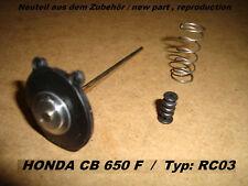 Honda CB 650 F_RC03_Beschleunigerpumpenmembrane_Membrane_f._Keihin Vergaser PD51