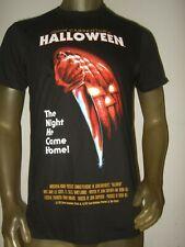 Mens Halloween Serial killer 1978 Michael Myers Horror Movie Knife Kills T Shirt