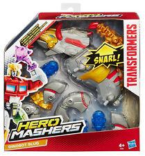 TRANSFORMERS HERO MASHERS DINOBOT SLUG NEW FIGURE! HASBRO A8399 BRAND NEW IN BOX