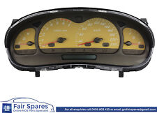 Genuine New Holden Commodore VX VU SS Dash Instrument Cluster in Hyper Yellow