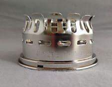 ALADDIN LAMP BRAND N239AN NICKEL HEELLESS GALLERY Fits 21, 21c, 23 BURNERS NEW