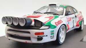 Top Marques 1/12 Scale Model Car TMR1214A - Toyota Celica GT4 Turbo 4WD ST185