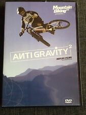 Anti Gravity 2, Mountain Biking, Reflex Films DVD, Like New, Aus Seller