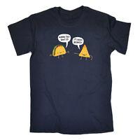 Funny Novelty T-Shirt Mens tee TShirt - Wanna Taco Bout It