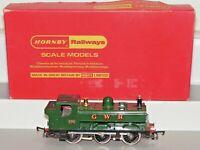 Rare Hornby 00 Gauge R051S GWR Pannier Tank Locomotive 8751 Smoke Used Box NMIB