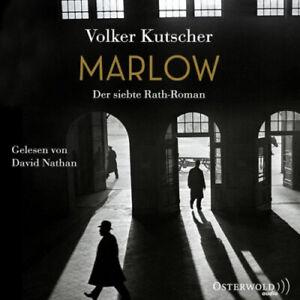 Volker Kutscher Marlow, 2 MP3-CD Hörbuch