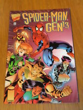Spiderman Gen13 Marvel Image Comics (Paperback)<