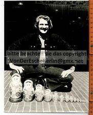 STARS: Viktor KLIMENKO ein Portrait 5 OriginalFotografien VINTAGES: Ingo BARTH