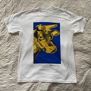 The Andy Warhol Museum Single Stitch Shirt - L