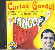 Carlos Gardel – Tango CD 1993