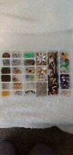 New listing Massive Lot Of Beading Jewelry Making crafts Beads Supplies And Findings