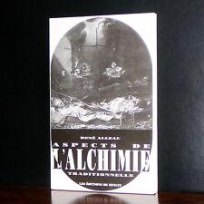René Alleau - Aspects de l'Alchimie Traditionnelle / Alchimie