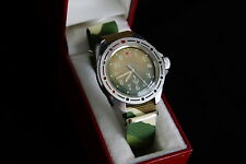 ✔Vintage ☆VOSTOK KOMANDIRSKIE☆ *Submarine* ✔Original Russian Military watch USSR