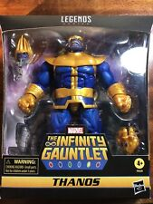 Marvel Legends Deluxe Thanos Almost Complete