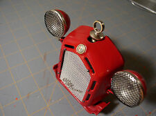 Pocher 1/8 Alfa Romeo 8C 2300 Black Metal Headlight Grilles Upgrade Monza Muleto