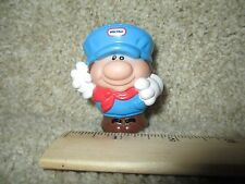 Vintage Little Tikes tots Chunky People toddle Truck driver dad Train engineer
