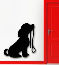 Wall Stickers Vinyl Decal Puppy Dog Animal Allegiance Cool Room Decor (ig101)