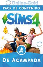 Los Sims 4 De Acampada - EA Origin Descargar clave - PC/MAC Expansión - ES