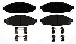 Disc Brake Pad Set fits 2003-2011 Mercury Grand Marquis Marauder  ACDELCO PROFES