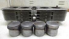 1970 Honda CB750 K0 SOHC HM512B. Engine top end cylinders barrels jug pistons