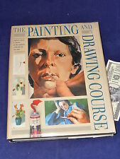 Painting Drawing Course Lessons Figures Portraits Landscape Still Life Art Book