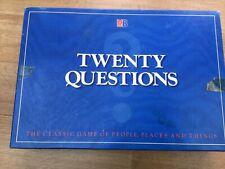 20Q 20 domande GIOCO 30th Edizione Anniversario 30 anni