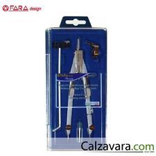 FARA Compasso Balaustrone Premium Apertura Micrometrica e Frizione + Prolunga