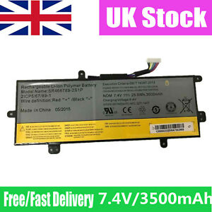 7.4V New 3500mAh Battery for HISENSE CHROMEBOOK C11 SERIES 7 SR466789-2S1P