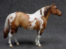 Breyer * Champagne Toast * 711186 Breyerfest Pinto Adios Traditional Model Horse
