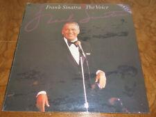 FRANK SINATRA The Voice Import TV LP FROM HOLLAND Vinyl Album FACTORY SEALED