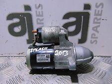Motor de arranque Suzuki Splash 1.2 2013
