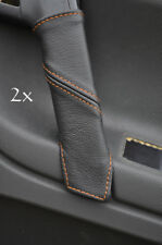 FITS VW POLO MK5 6N2 98-2001 2X DOOR HANDLE COVERS orange