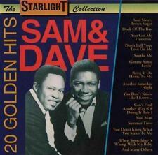 Sam & Dave - 20 Golden Hits Neu