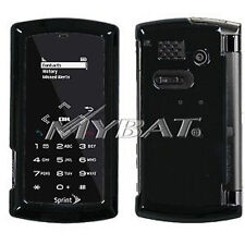 Glossy Black Hard Case Cover for Sanyo Incognito 6760