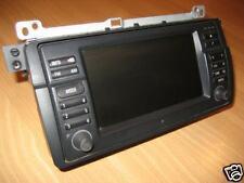 BMW E46 16:9 GPS Navigation Monitor/Screen Display/CD player, 3,330i,M3,328,325
