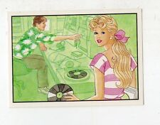 figurina - BARBIE 1989 PANINI - NUMERO 130