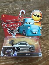 Disney Pixar Cars Toon Manji