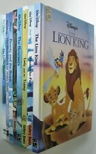 LOT 8 Walt Disney Books CLASSIC SERIES Mouse Works Twin Gallery RESCUERS LION
