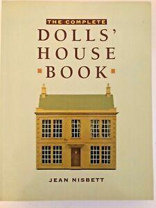The Complete Dolls' House Book Jean Nisbett