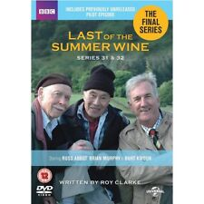 Last of The Summer Wine 31 And32 DVD 2015 Region 2