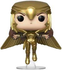 Funko Pop! Movies: 1984 - Wonder Woman Gold Flying (Metallic) 46660 In stock