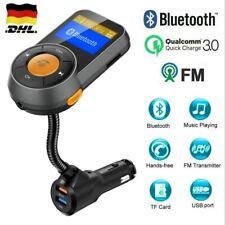 KFZ Bluetooth FM Transmitter Car MP3 Player Auto USB Ladegerät Freisprechanlage