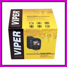 Viper 5906V 2-Way Alarm System Car Remote Start Starter Keyless Entry Security