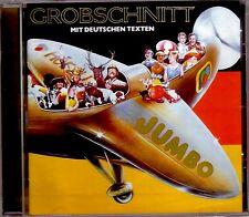 CD (NEU!) . GROBSCHNITT - Jumbo (Deutsch +5 live Bonus 2015er remaster mkmbh