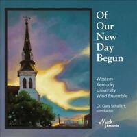 OF OUR NEW DAY BEGUN USED - VERY GOOD CD